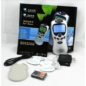 Therapy Acupuncture Full Body Massager Machine with USB AC Charger