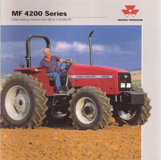 Massey Ferguson Tractors MF4235 MF4240 MF4243 MF4245 MF4253 Shop
