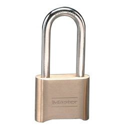 Master Lock Company Combination Padlock 2 1 4 Shackle