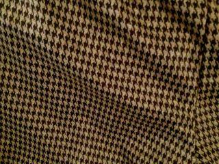 Womens plus size pants Avenue 22 24 color beige brown crochet pattern