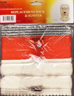 Maw Kerosene Heater Replacement Wick Igniter 1130448
