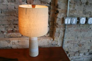 Martz Marshall Studios Lamp Amazing Original Mid Century Modern Danish