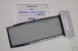for Whirlpool Kenmore Dryer Lint Screen Filter Fits 348855