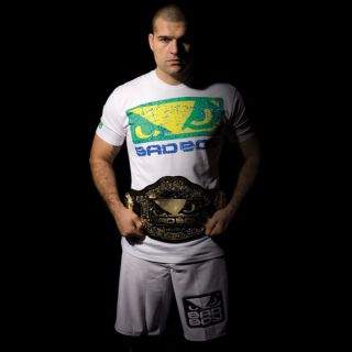 Bad Boy Mauricio Shogun Rua Walk Out T Shirt
