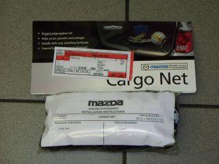 Genuine 2013 Mazda CX 5 CX5 Black Rear Grocery Cargo Net New 0000 8K
