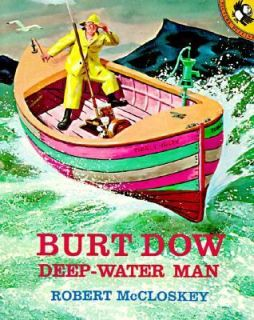 Burt Dow Deep Water Man Robert McCloskey kids story picture book