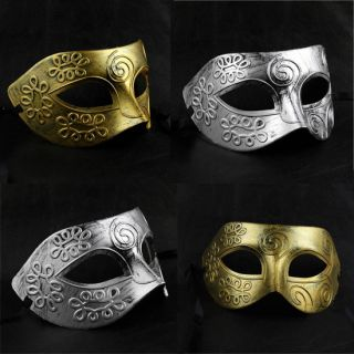 60pcs Lot Party Costume Venetian Masquerade Retro Mask 2 Color