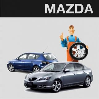Mazda mazdaspeed 3 2009 2011 2nd Gen Service Repair Manual DVD