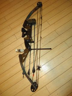 McPherson Terminator II Compound Bow with EXTRAS Excellent