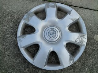 Toyota Factory 16 Camry 2007 2009 Hubcap Wheel Cover 42621 AA080