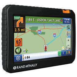 Rand McNally Commercial Truck GPS New Edition 7 TND720 WiFi Weather
