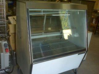 Beverage Air Refrigerated Deli Meat Case Model DMC4