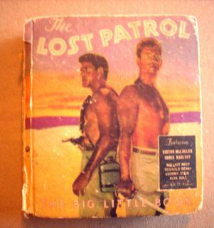 The Lost Patrol Victor McLaglen Boris Karloff John Ford Dir