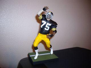 McFarlane NFL Mean Joe Greene Pittsburgh Steelers