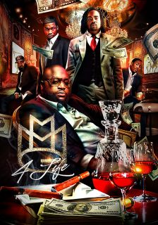 MMG for Life DVD Music Videos Rick Ross Meek Mill Etc