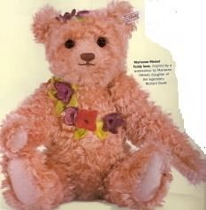 Steiff  Marianne Meisel Teddy Bear EAN 420771 Exclusive Club Edition