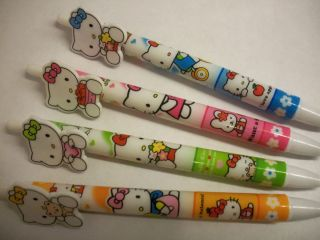 HELLO KITTY PENS PARTY FAVORS OFFICE KIDS SCHOOL SUPPLIES USA SELLER