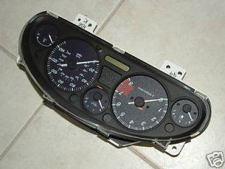 Mazda Miata Instrument Cluster Speedometer 1999 106K