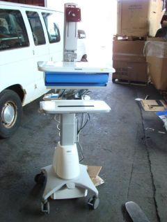 SV22 92023 Styleview Nurse Cart Medical Healthcare Mobile Rack