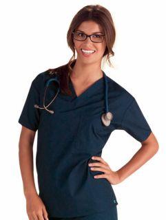 Maevn Medical Scrubs Unisex Navy Set New Sizes XXS 2XL