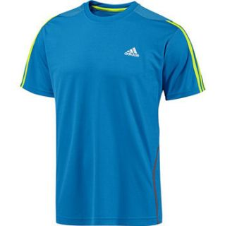 Adidas Response Mens DS Short Sleeve Running Tee T Shirt V10802