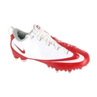 Mens Nike Air Zoom Vapor Carbon Fly TD Football Cleats Shoes Black