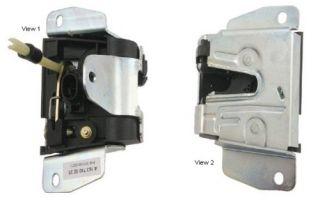 1637400235 Mercedes Rear Hatch Door Lock Actuator ML320