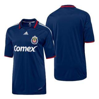 NWT Adidas CHIVAS USA Futbol Soccer Football shirt Jersey MMLS Top