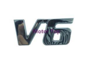 Badge Decal Continuity Sticker for V6 Mercedes Benz B C E