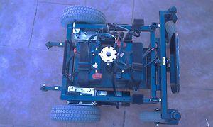 Liberty Merits Power Wheelchair Motorized Wheel Chair Battery
