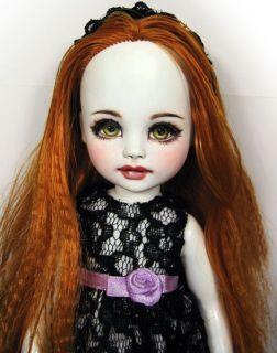 Meredith 10 OOAK Zombie Monster Baby Cute Girl Dressed Repaint by Yu