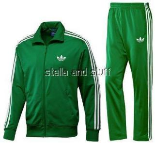 Adidas Originals FIREBIRD Track Suit sweat shirt Jacket superstar Top