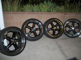 Mercedes Benz Wheels CLK