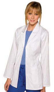 Dickies Medical Uniforms Womens Princess Seam Lab Coat 84405