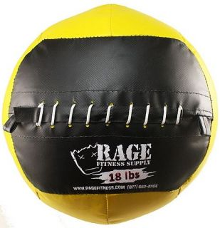 18 lb Rage Medicine Ball Wall Med Ball 18lb Crossfit