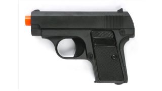 NEW Colt 25 Replica Airsoft Spring Gun Metal UKARMS G1 Toy Guns w Free