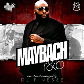 Meek Mill Rick Ross Wale MMG R B DJ Finesse MMG R B Hits Mixtape