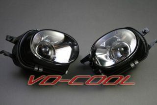 Mercedes Benz W209 AMG Oval Projector Fog Lights CLK Class CLK320