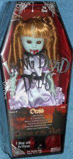 Mezco Toys Living Dead Dolls Series 19 Orchid LDD Goth SEALED