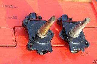MG Midget Sprite Front Suspension Disc Brake Spindles