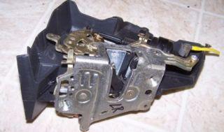 Mercedes C280 C230 Door Lock Actuator Latch Lt RR 94 97