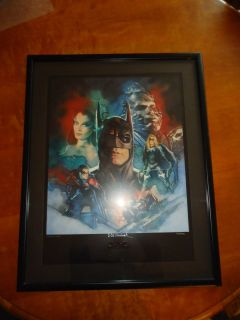 Comics Cover Limited Edition Lithograph Signed C Michael Dudash