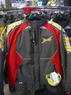 2008 Ski Doo Mens x Team Jacket Medium