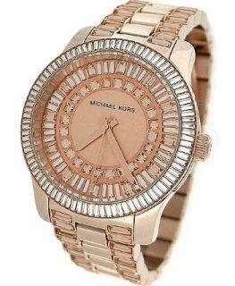 Michael Kors Rose Gold Tone 100M Ladies Watch MK5481
