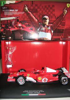 Michael Schumacher Ferrari 248 F1 Monza Italy 2006 1 18
