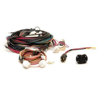 MG Electronics 5 PC Boat Wiring Harness Kit w Trolling Motor Plug