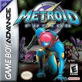 Metroid Fusion Nintendo Game Boy Advance 2002
