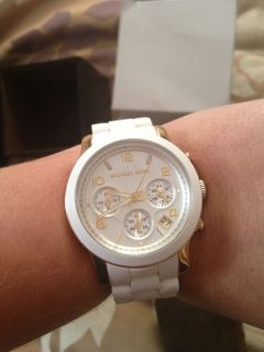Authentic Michael Kors MK 5145 Watch No Reserve