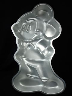DISNEY Mickey Mouse WILTON Cake Pan With Insert Birthday Party Vintage