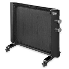 DeLonghi Mica Portable Panel Space Heater for Bedroom Living Room